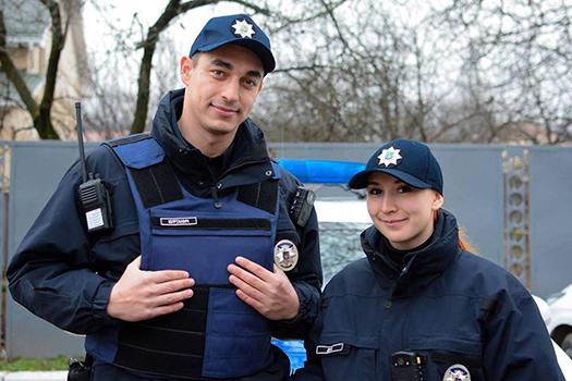 інтерв'ю з працівницею нової поліції
